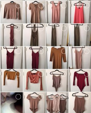 TAKE ALL MY CLOTHES OVER$250 ($400+ worth) for Sale in HILLTOP MALL, CA