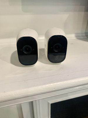 Arlo Pro Security Cameras for Sale in Atlanta, GA