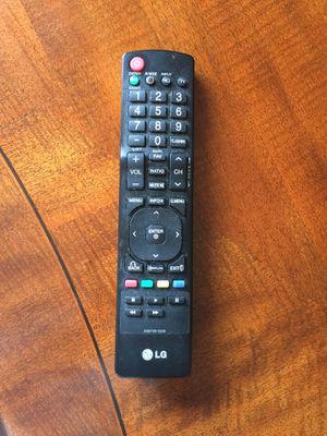 LG remote Control for Sale in Elk Grove, CA