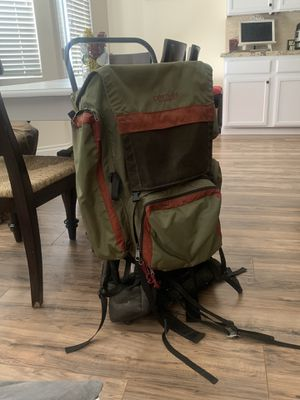Camp Trails Wilderness External Frame Backpack Large Hiking Camping for Sale in Las Vegas, NV