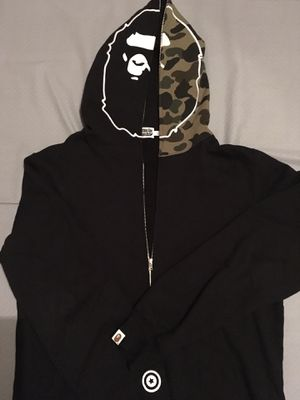Bape jacket 2 XL for Sale in San Antonio, TX