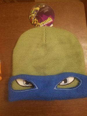 Ninja Turtles hat & socks / Finding Nemo hat for Sale in Elmore City, OK