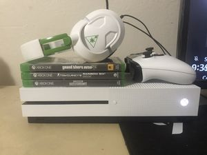 Xbox one s for Sale in Linden, CA