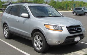 Hyundai Santa Fe 2007 for Sale in Bowie, MD