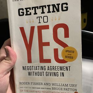 Getting To Yes for Sale in Fresno, CA
