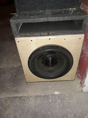 American bass DX 12 for Sale in Newark, OH