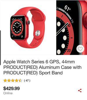 Apple watch series 6 44mm for Sale in Riverside, CA