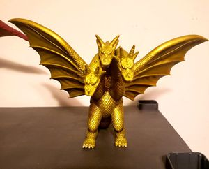 King Ghidorah Bandai Figure / Toy (Godzilla) for Sale in Artesia, CA