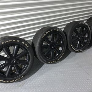 mini cooper rims 225/50/18 for Sale in Fall River, MA