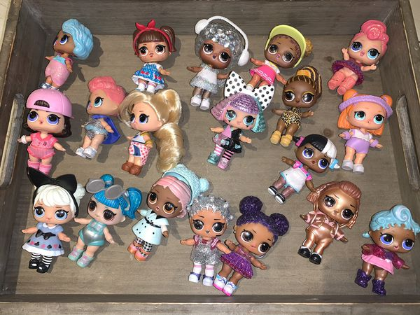 LOL Dolls, Babies , Pets & Accessories