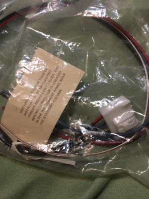 Trailer electric brake controller harness for Sale in Portland, OR