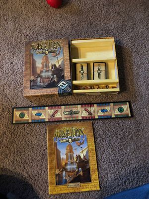 Scarab Lords board game for Sale in Edmonds, WA