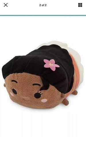 Moana Tsum Tsum plush Medium size for Sale in Pomona, CA