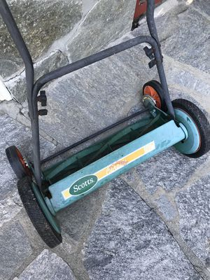 "20"" wide Scott's Push Lawn Mower for Sale in Upland, CA"