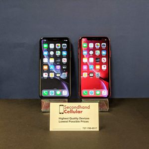 Product Red & Black iPhone Xr Models available! *As little as $99 down! for Sale in Seminole, FL