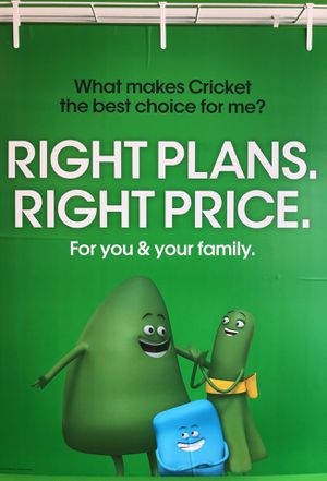 Make the switch to CRICKET. Ask us how! for Sale in Vinton, VA