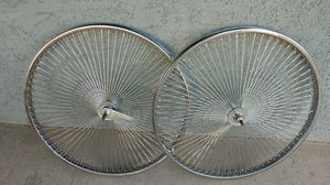 """26"""" 144 rims only have 2 sets and one is taken for Sale in Rosemead, CA"""