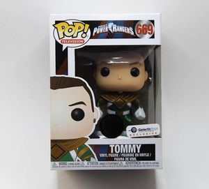 Tommy #669 (Galactic Toys Collectibles Exclusive) (Saban's Power Rangers Funko Pop for Sale in Los Angeles, CA