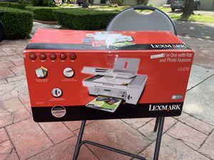 Printer and photo print for Sale in Miami, FL