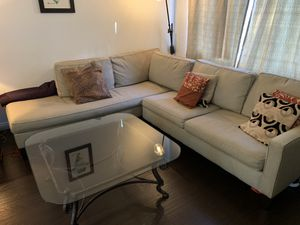 Sectional Couch Used **Good condition** for Sale in Santa Monica, CA