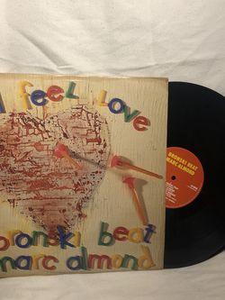 """I Feel Love Bronski Beat Marc Almond 12"""" Vinyl for Sale in Long Beach,  CA"""