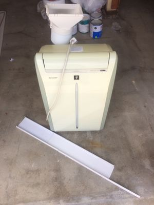 Air Conditioner Cold 10500 BTU sharp Portable w/ remote & room dehumidifier for Sale in Laguna Beach, CA
