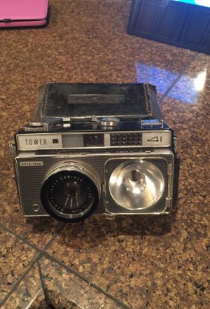 Antique camera (tower 41 / 35 mm for Sale in Rockville, MD