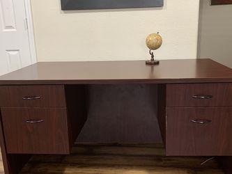 Cherry Office Desk for Sale in Rosenberg,  TX