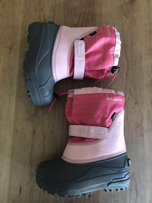 Columbia Kids Size 13 Snow Boots EXCELLENT CONDITION!! for Sale in Phoenix, AZ