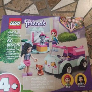 Brand New Lego Friends Cat Grooming Car In Box Unopened for Sale in Orlando, FL
