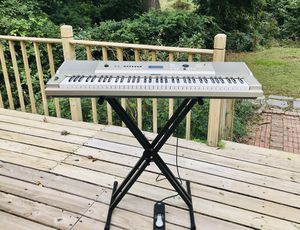 Yamaha YPG-235 portable keyboard. for Sale in Newport News, VA