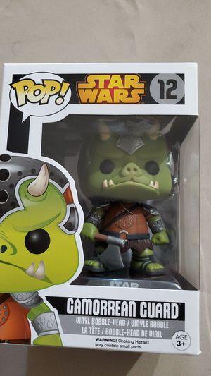 Star Wars Gamorrean Guard Pop Funko for Sale in Las Vegas, NV