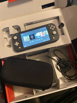 New Nintendo Switch Lite w/Several Video Games & More for Sale in Houston, TX