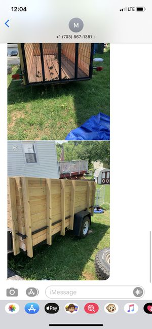 Una bonita traila for Sale in Woodbridge, VA