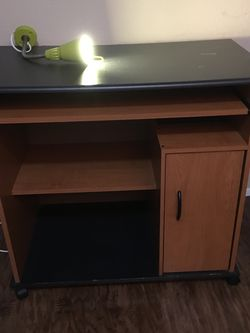Computer Desk With Light for Sale in Beaverton,  OR