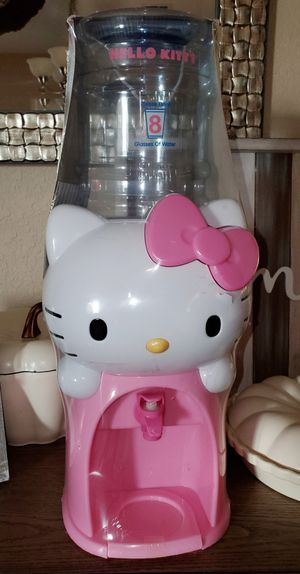 New Hello Kitty Mini Water Dispenser PERFECT B-day Parties for Sale in Pflugerville, TX