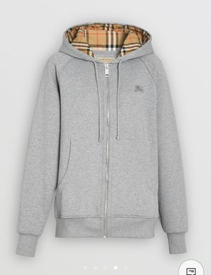 Mens Burberry Hoodie/ Sweater for Sale in Modesto, CA