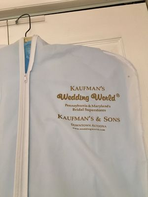 Alfred Angelo wedding dress size 10 for Sale in Eldersburg, MD