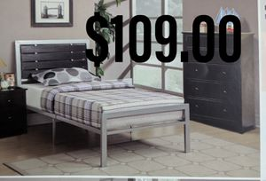 Twin bed frame for Sale in Oxnard, CA