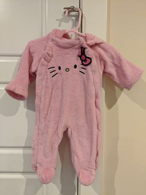 Hello Kitty 3 month onsie for Sale in SeaTac, WA