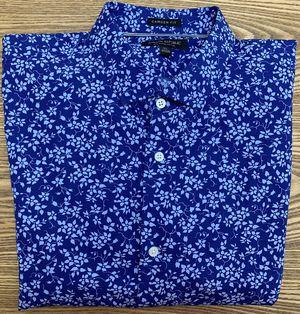 Banana Republic Men's Floral Button Down Dress Shirt XLarge for Sale in Grand Rapids, MI