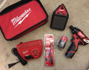 Milwaukee power tools for Sale in Seattle, WA