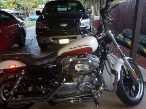 2011 harley Davidson sportster 883 for Sale in Lubbock, TX
