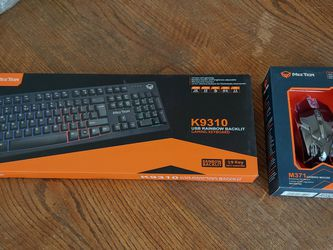 Cheap Gaming Mouse And Keyboard Bundle for Sale in Bloomington,  CA