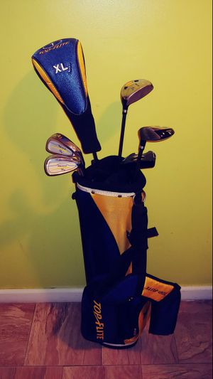 Kids golf clubs for Sale in Linden, NJ