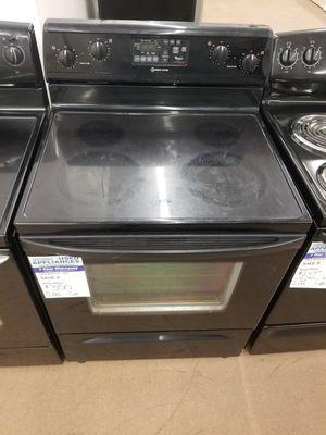 Black whirlpool range Affordable182 for Sale in Denver, CO