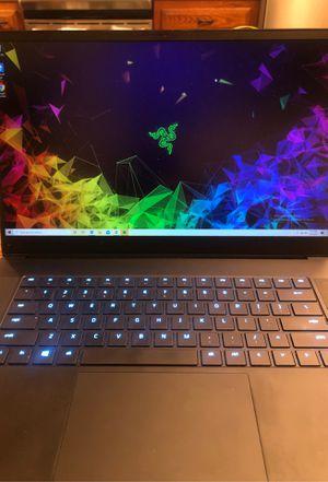 Blade Razor- Max-Q Design/ Core i7/ 16GB Ram Gaming laptop for Sale in Arlington, VA
