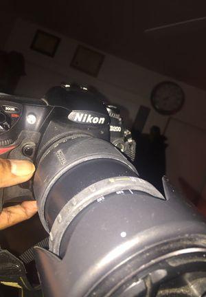 Nikon D209 Digital Camera Tamron lens 18-200 for Sale in Elk Grove, CA
