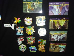 Disney world park pins limited edition pins for Sale in Summerville, SC