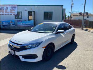 2017 Honda Civic Sedan for Sale in Fresno, CA